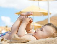 Protect your baby from the sun