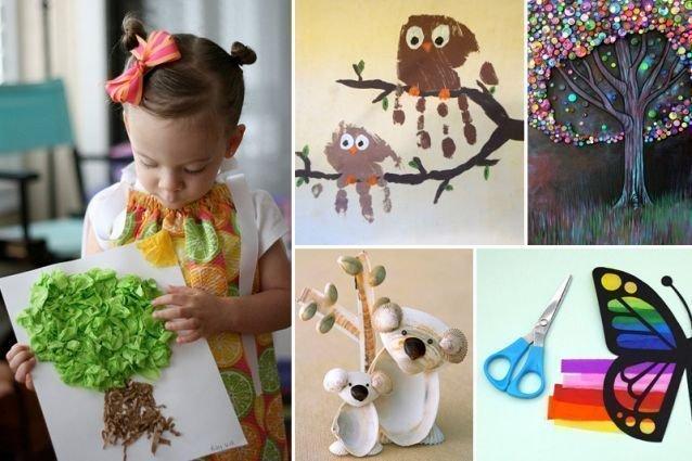 Toddler Kid Arts Crafts