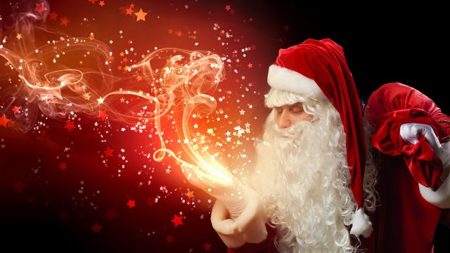Should We Let Our Kids Believe In Santa Claus And The Whole Holiday Magic?  Absolutely, And Psychoeducator Solène Bourque Tells Us Why.