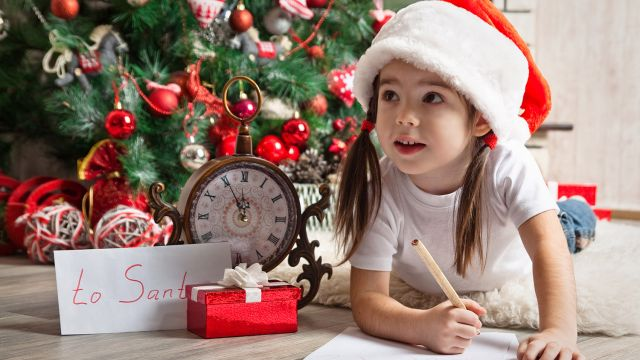 write a letter to santa claus activities important celebrations