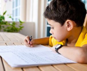 8 rules for smooth homework time