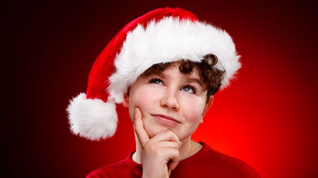 Around The Age Of Reason, Your Child Could Start Having Doubts About The  Existence Of Santa Claus. But It Does Not Mean The End Of The Holiday  Season Magic.