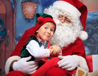 The best places to meet Santa Claus