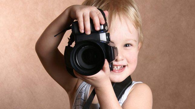 Как заработать фотографу на детях