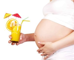 Delicious cocktails for future moms!