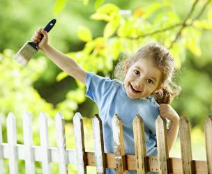Outdoor chores ideas for kids