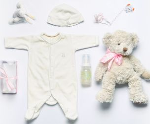 Top 10 baby keepsakes