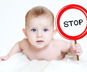 10 things to avoid with your baby