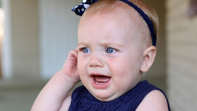 How to calm your children when they're scared of loud noises