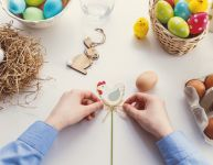 Easy Easter Crafts for the Whole Family